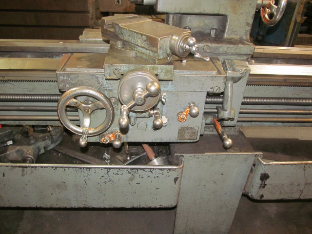 18 x 102 LeBlond Regal Engine Lathe
