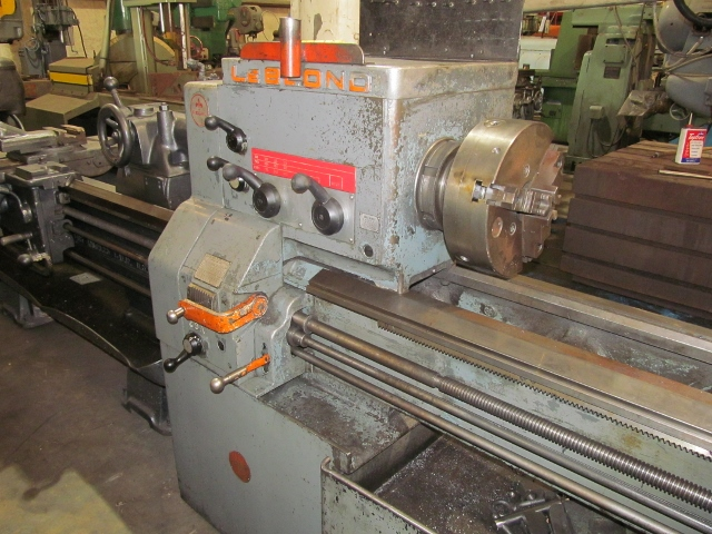 18 x 102 LeBlond Regal Engine Lathe