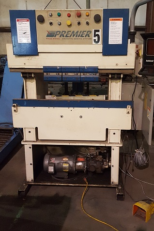 Premier CNC Hydraulic Press Brake