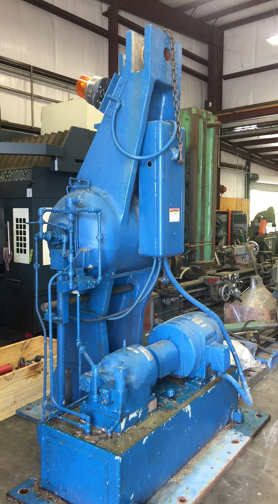 Farrell-BIrmingham 500 T Horizontal Wheel Press