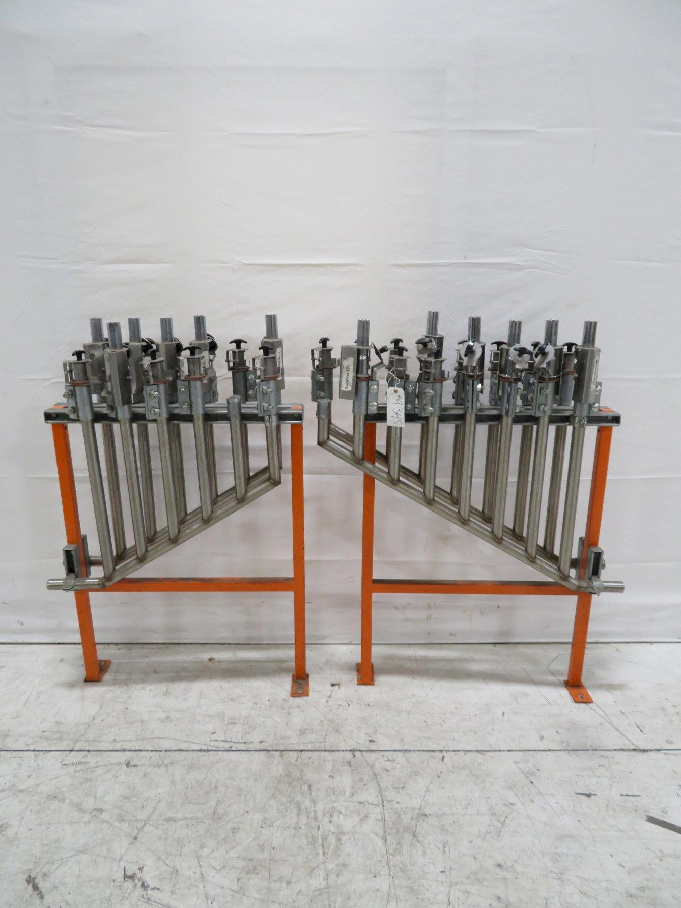 Resin Distribution Manifolds, 12 Port and 16 Port, 1.5 in Tubing