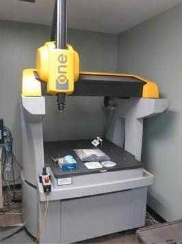 Brown & Sharpe One 775 Coordinate Measuring Machine (CMM)