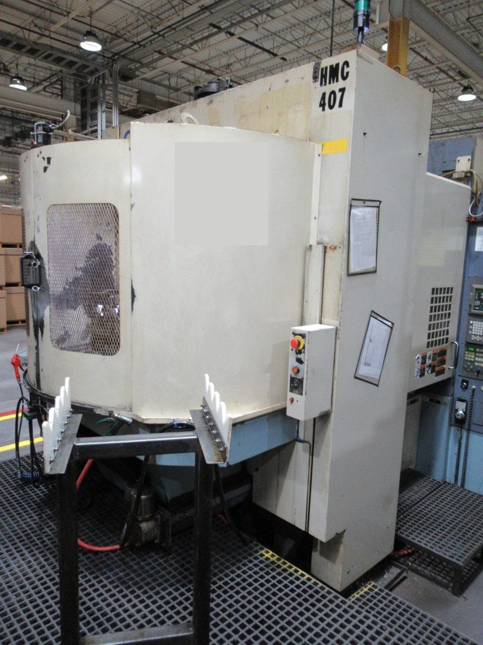 OKK HM-60 Horizontal Machining Center