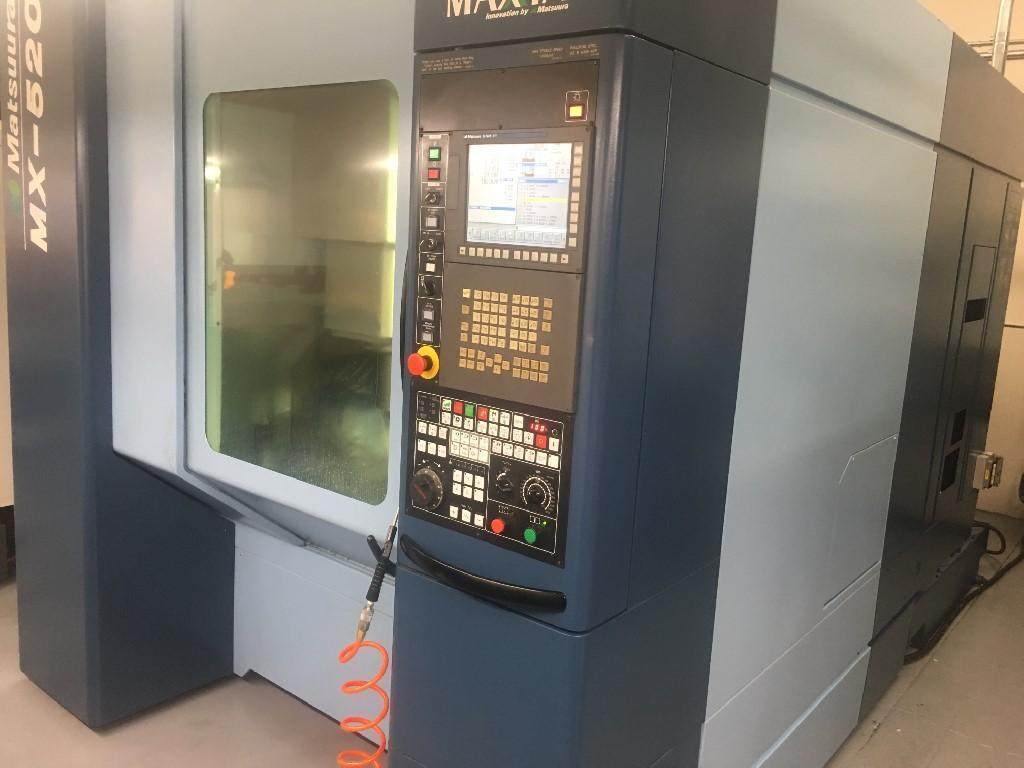 2013 Matsuura MX-520 5-Axis Vertical Machining Center