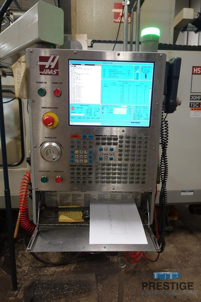 Haas HS-3 CNC Horizontal Machining Center