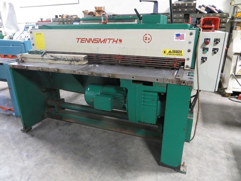 10 Ga x 5 ft, Tennsmith Power Shear, Model LM510