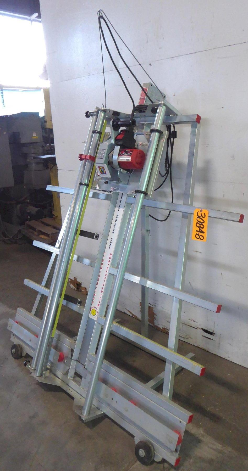 Safety Speed Cut Vertical Panel Saw C4, Excellent