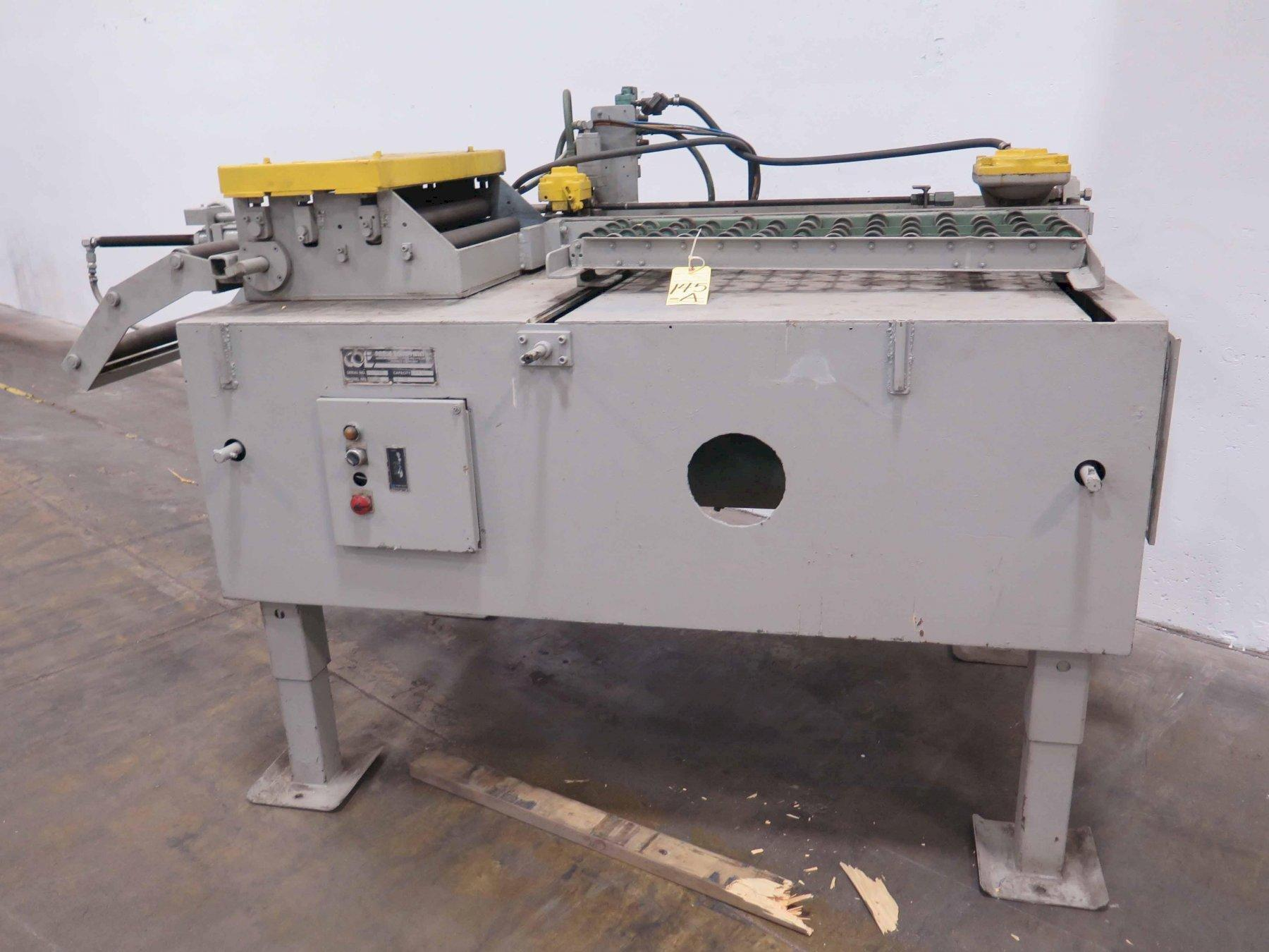 "24"" x 36"" .090"" COE AIR FEEDER STRAIGHTENER"