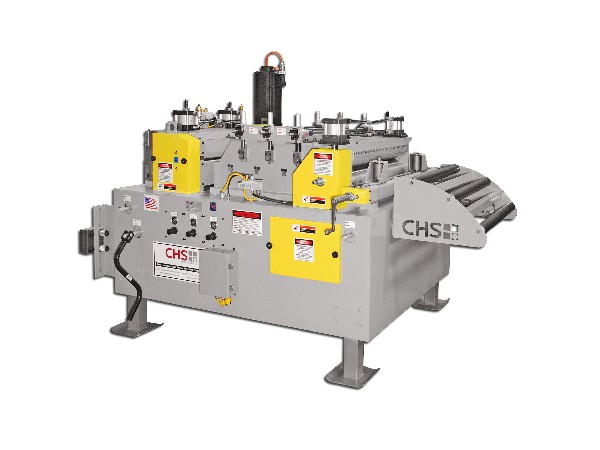 """CHS Automation Servo Roll Feed - Straightener Combination 36"""" Wide (New Stock Machine)"""