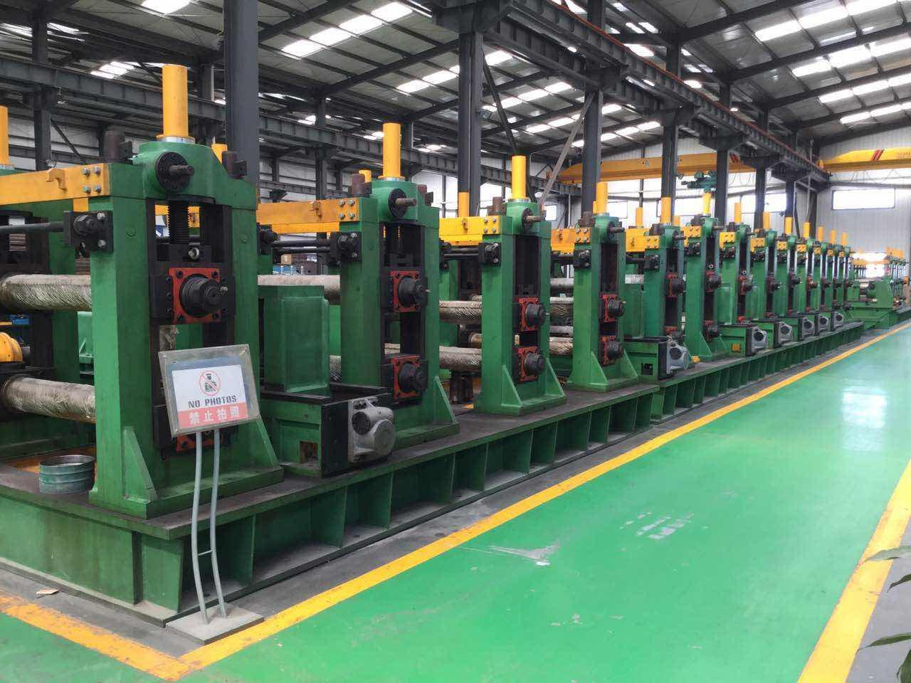 """12"""" (300mm) x 12mm Form Square / Welded Square Pipe Mill (NEW)"""