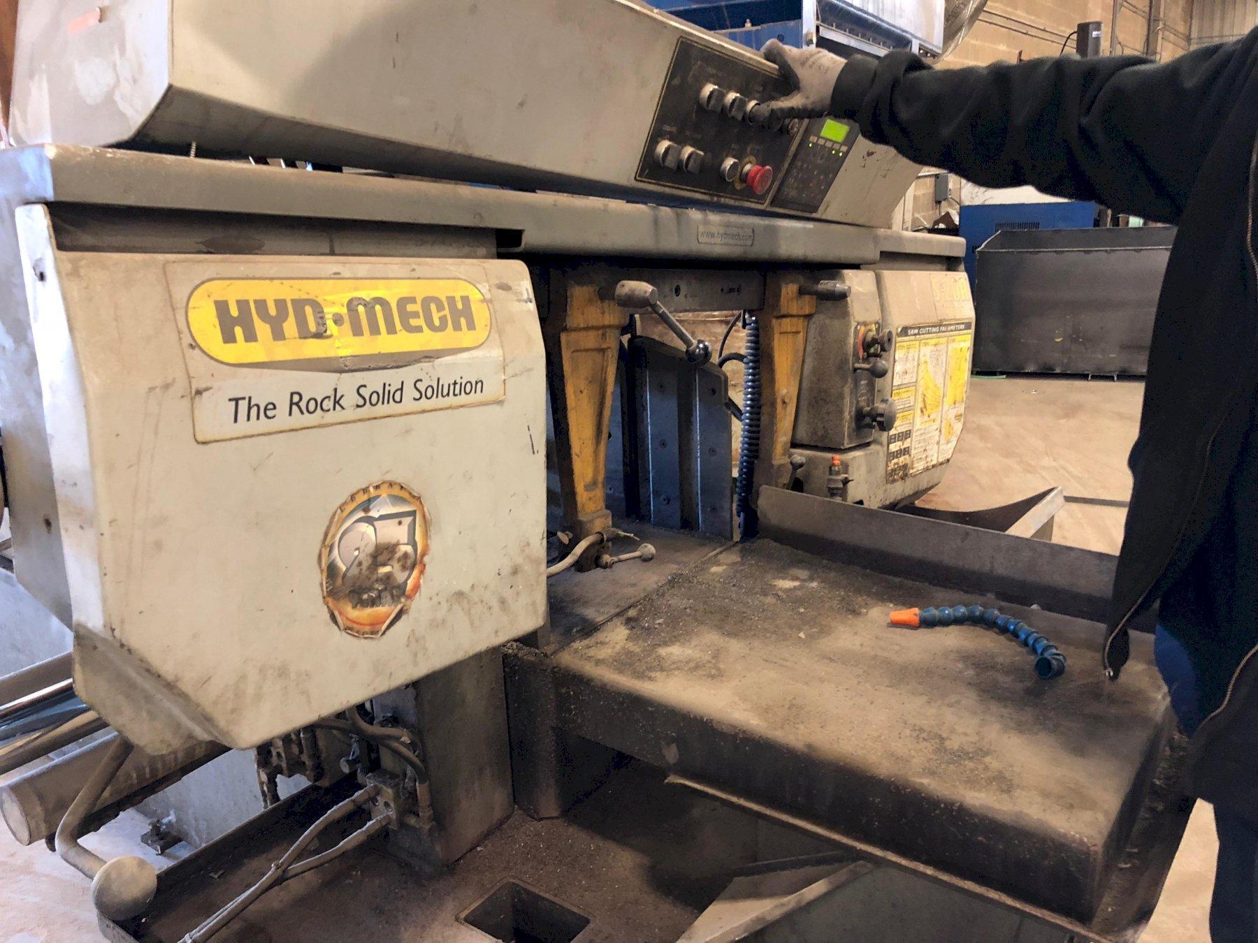 HYD-MECH S-20A SERIES II AUTOMATIC HORIZONTAL BANDSAW