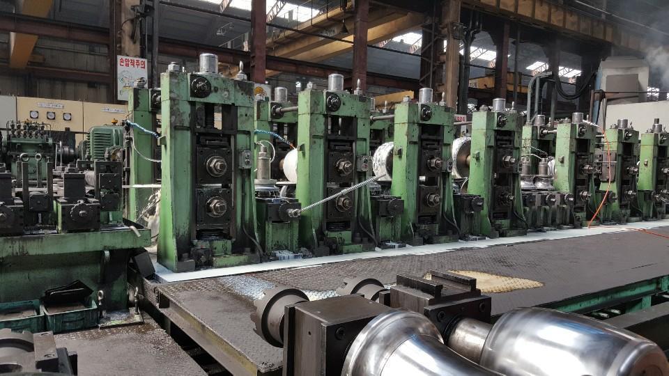 "8"" x .33"" (216mm x 8.5mm) Tube Mill"