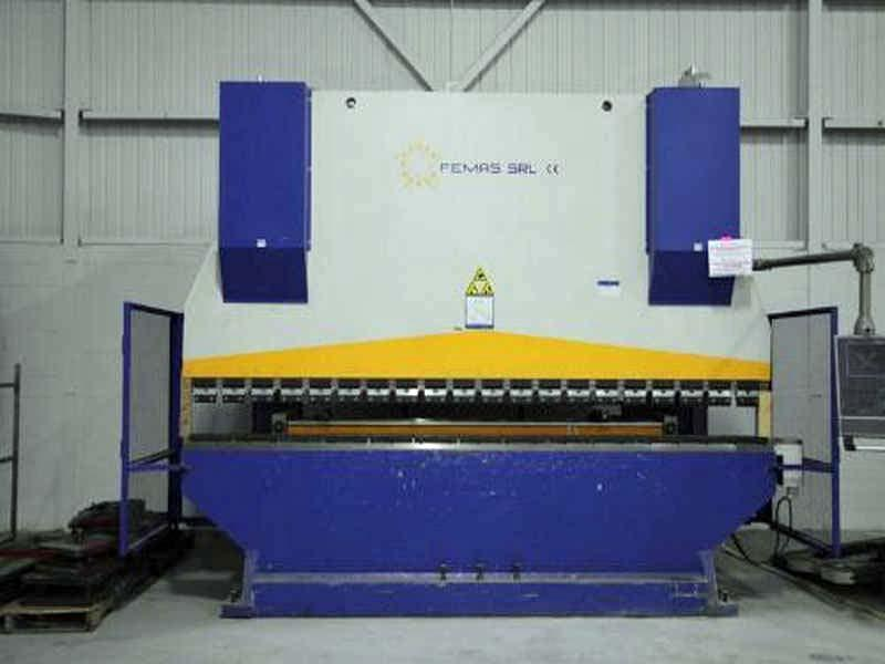 260 Ton x 13' Femas Cnc Press Brake