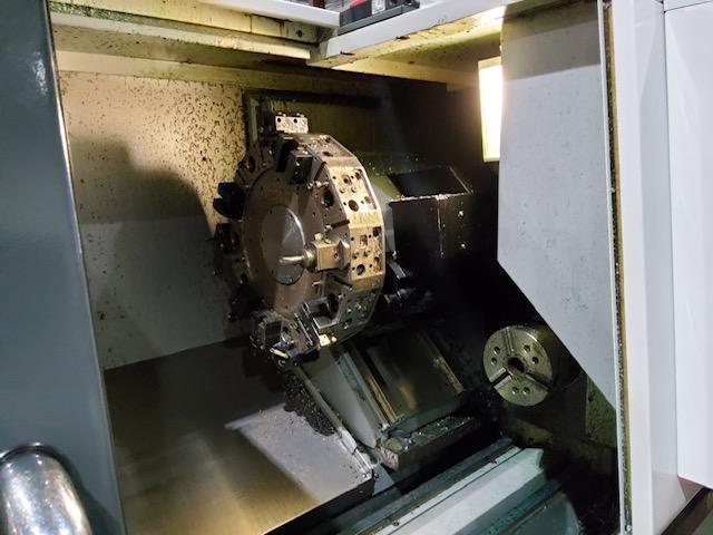 2012 Haas DS-30SSY CNC Horizontal Lathe