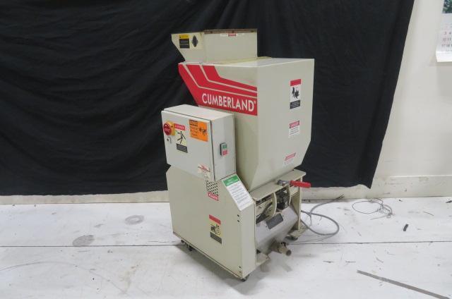 "Cumberland Used 6516 Granulator, 15.5"" x 11"", 5hp, 460V, Yr. 2007"