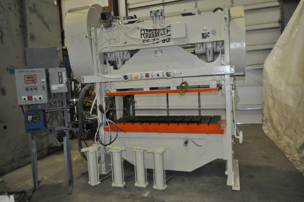 80 Ton Rousselle SSDC Press