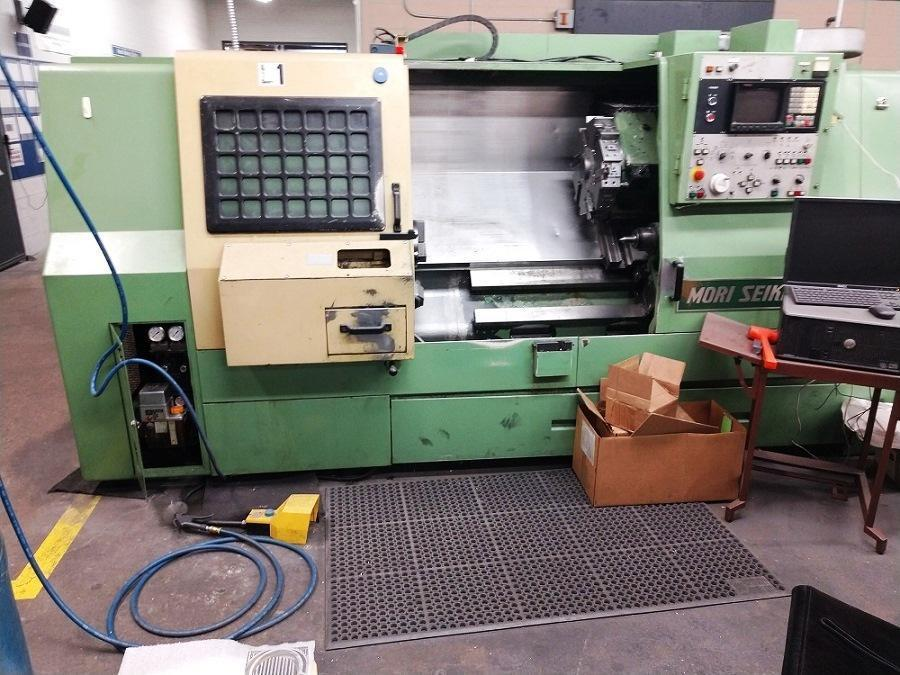 Mori Seiki SL-25A/1000 CNC Turning Center
