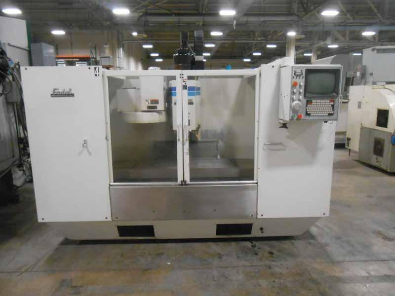Fadal VMC4020 Vertical Machining Center