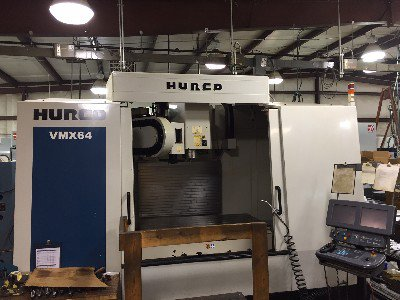 2004 HURCO VMX-64 CNC VERTICAL MACHINING CENTER