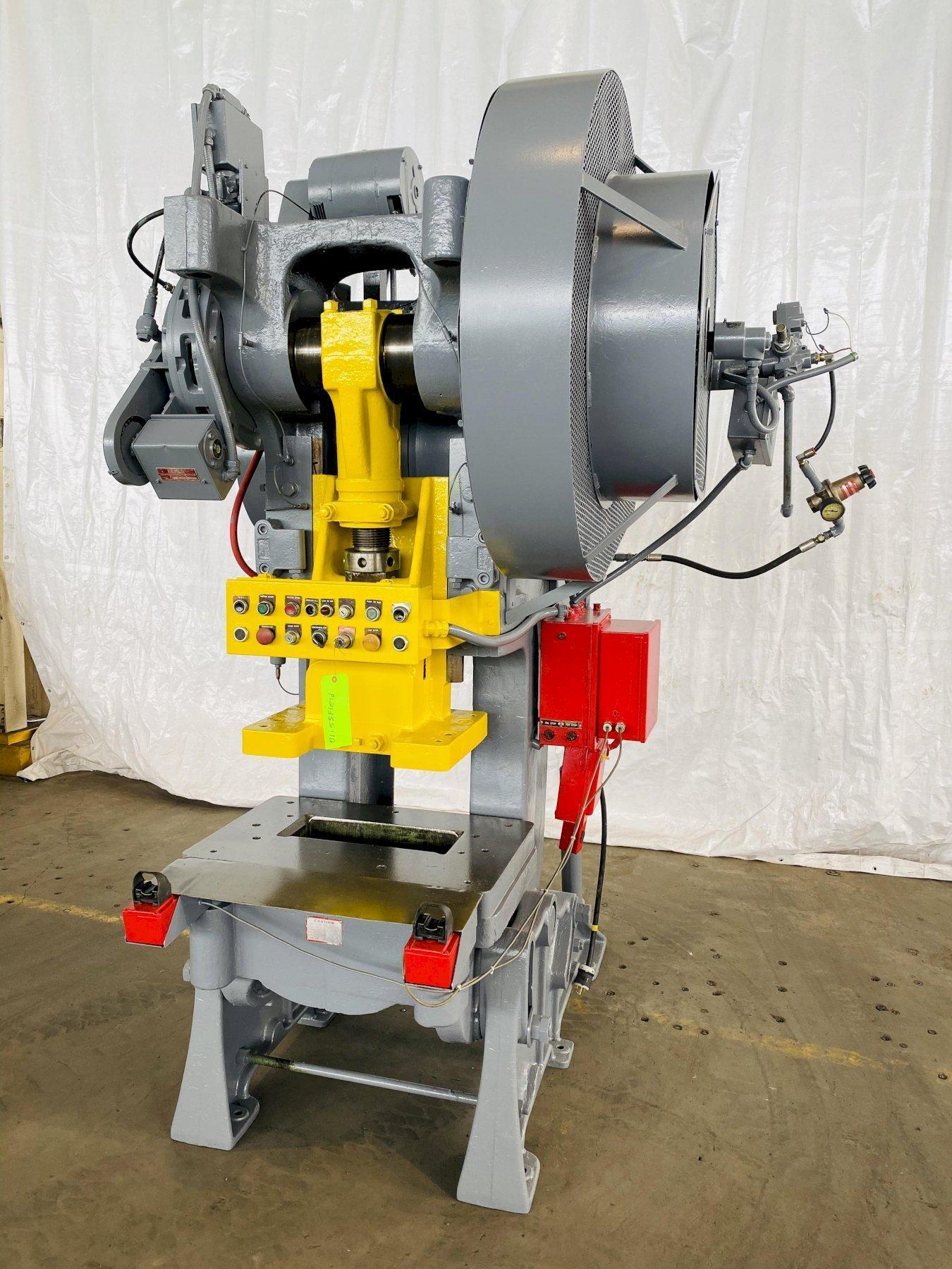 75 Ton Perkins 650-B OBI Punch Press