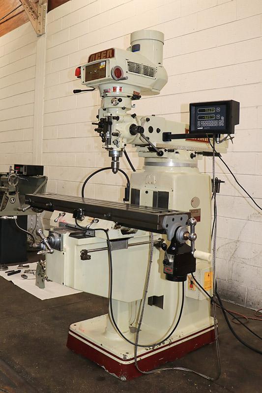 ACER Vertical Milling Machine  Model Ultima-3VK, 10