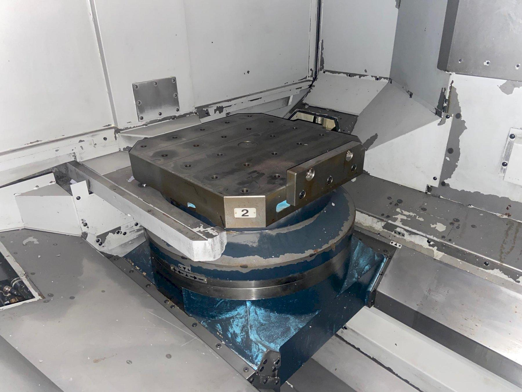 Makino A61NX CNC Horizontal Machining Center (2013)