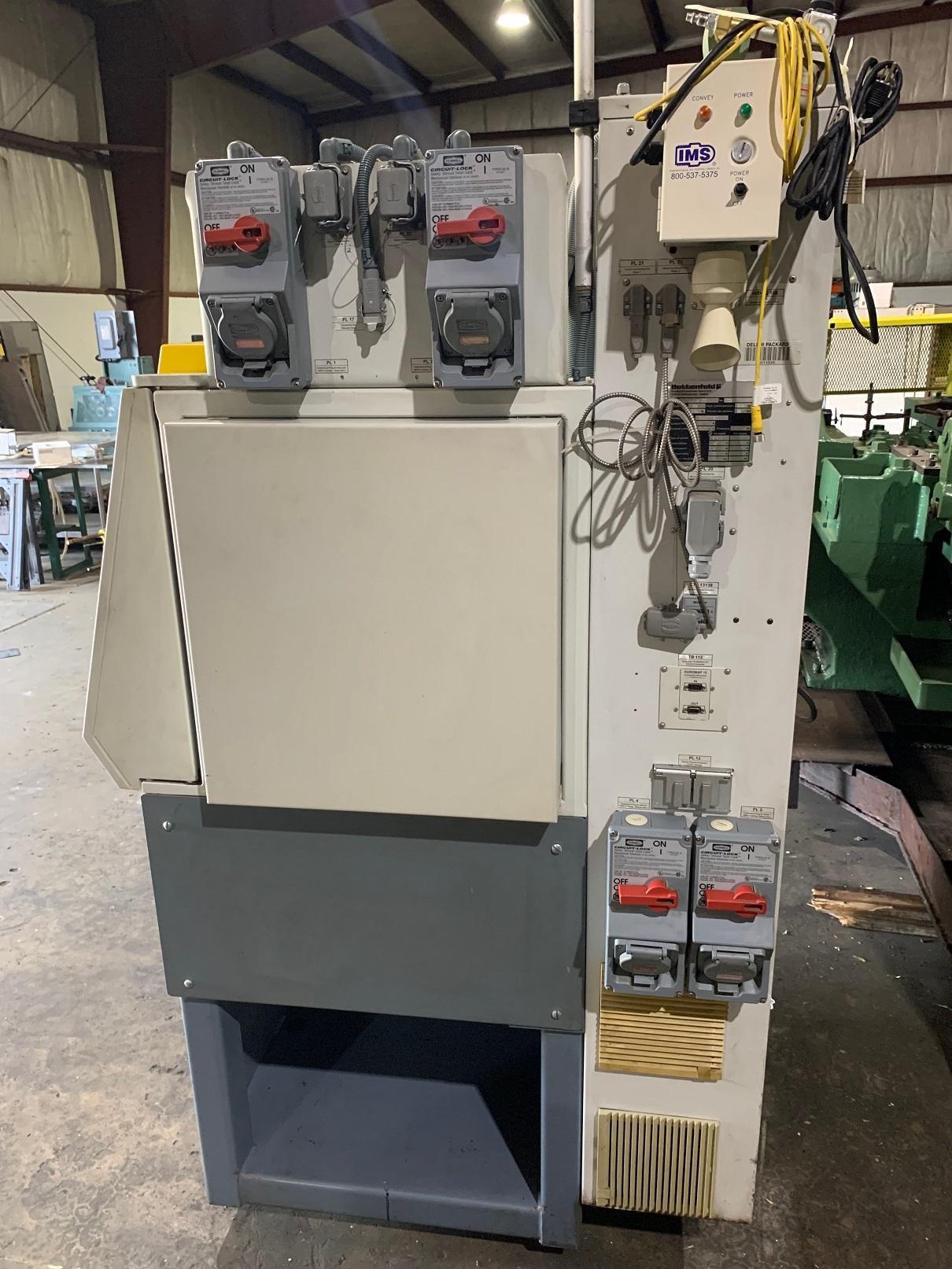 Battenfeld BA 400/125 CDC Injection Molding Machine