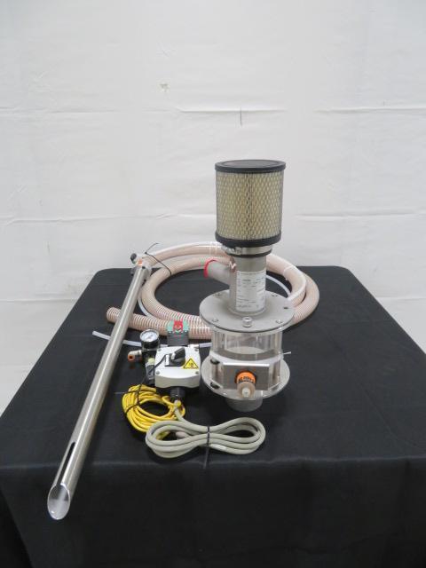 AEC AVL-A Compressed Air Loader, Excellent Condition, 115V, Yr. 2107