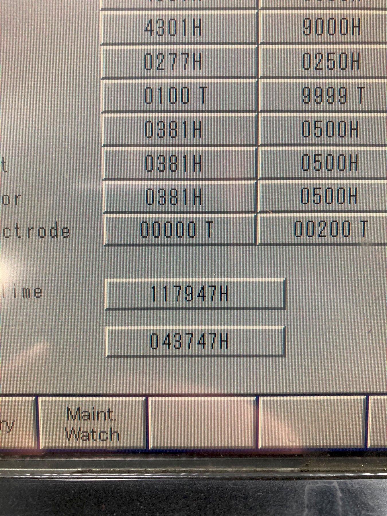 "Sodick AQ537L CNC Wire EDM, LQ33W Control, 22""/15""/14"" Travels, Auto Threading, Submerged Cutting, Linear Motors, Glass Scales, 3300 Lb Capacity, 2007"