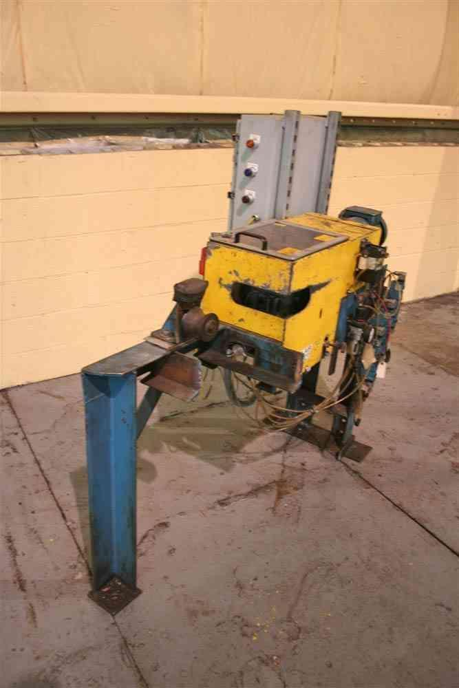 ROBERTS AUTOMATIC CHAMFERING MACHINE: STOCK #53873