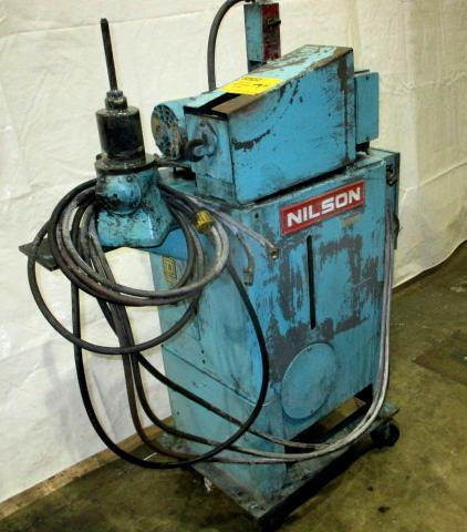 "1/16"" Nilson 1B Oscillating Wire Straightener"