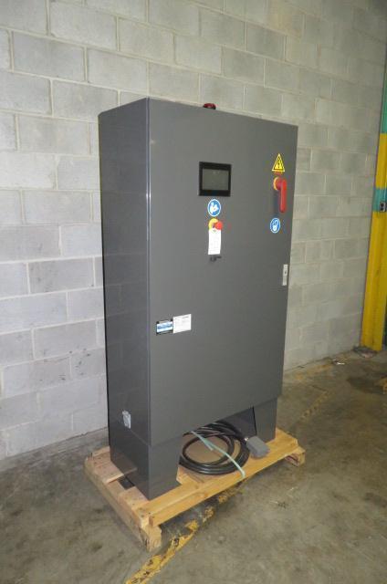 AEC T5070 Granulator, 75hp, 460V, 2018, Like New