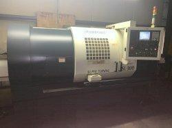 2007 JOHNFORD SL-300 - CNC Horizontal Lathe