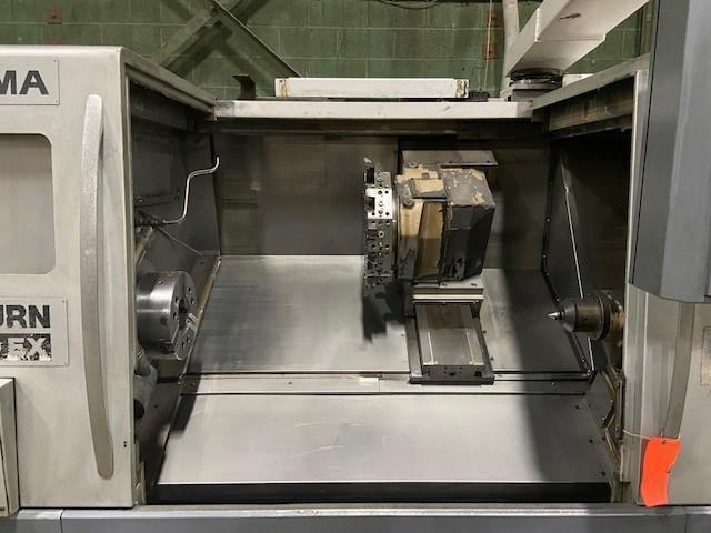 Okuma Spaceturn LB3000EX Horizontal CNC Lathe
