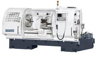 NEW - KENT USA MODEL CMD-2660/80/120CNC-B4 CNC HEAVY DUTY LATHE