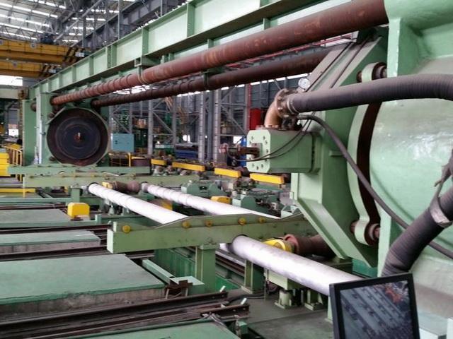 10,000 Ton JCO Pipe Line Plant- New 2008