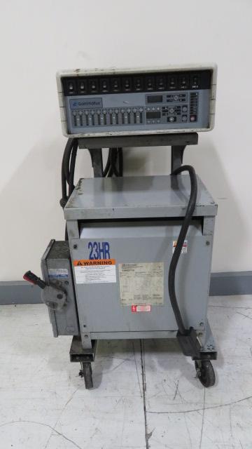 Gammaflux Used GLC2K-21953 Hot Runner Controller, 12 zone, 240V