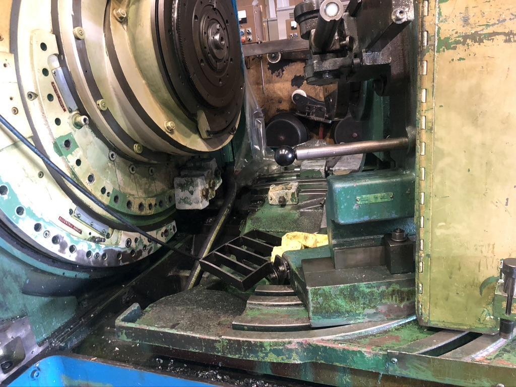 Gleason Model 645 Hypoid Generator Gear Hobber