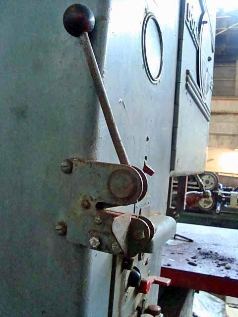 """Band Saw, Doall, Vertical, 26"""""""