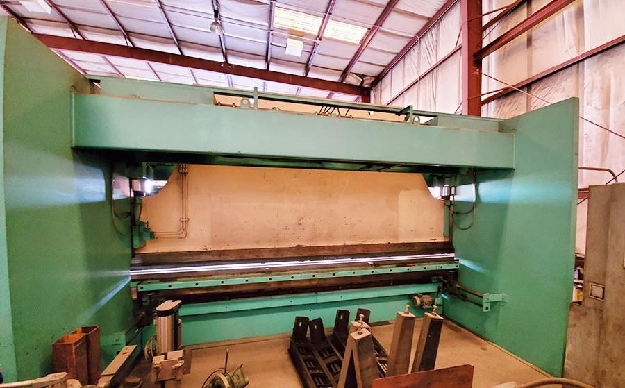 700 Ton x 20' Pullmax Hydraulic Press Brake (Heavy Duty)