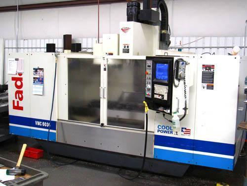 FADAL 6030, FADAL MP 32 CNC