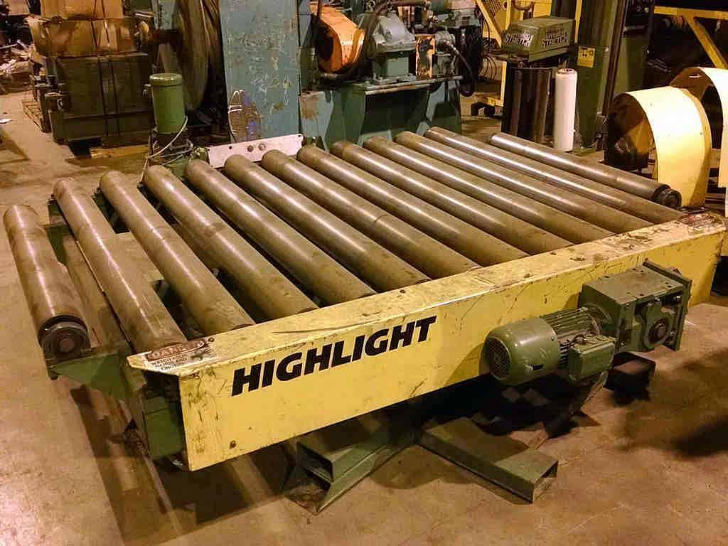 Stretch Wrapper, Highlight Industries