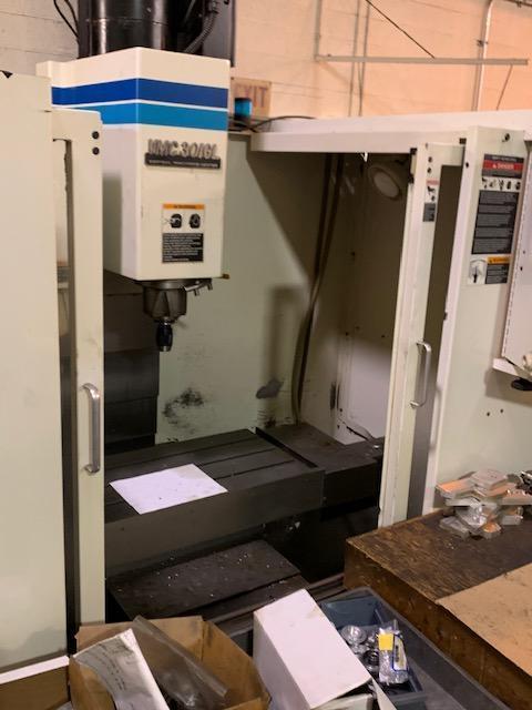 FADAL 3016-HT VERTICAL MACHINING CENTER. STOCK # 0848321