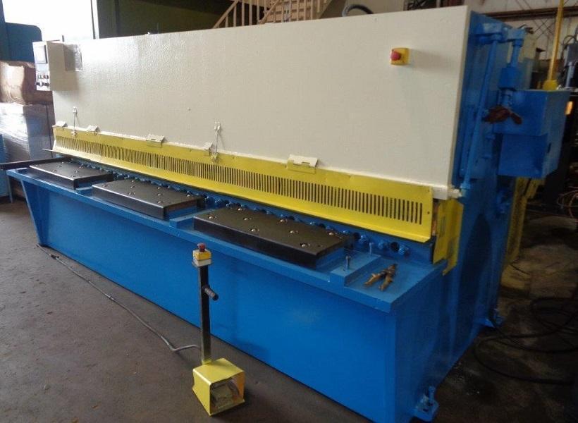 """3/8"""" x 10 ft, US Industrial Hydraulic Shear, Model US10375"""
