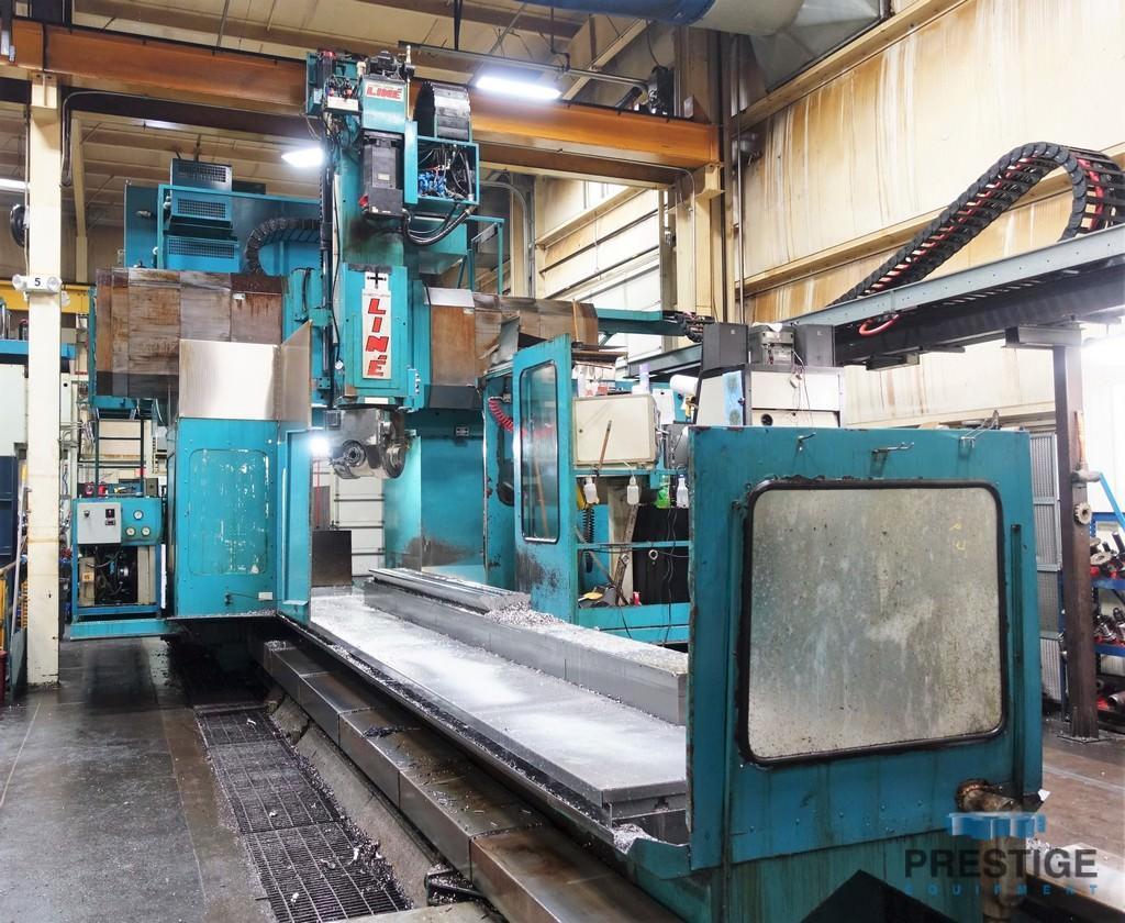 Henri Line Gicamill 15 LS 5-Axis CNC Gantry Mill