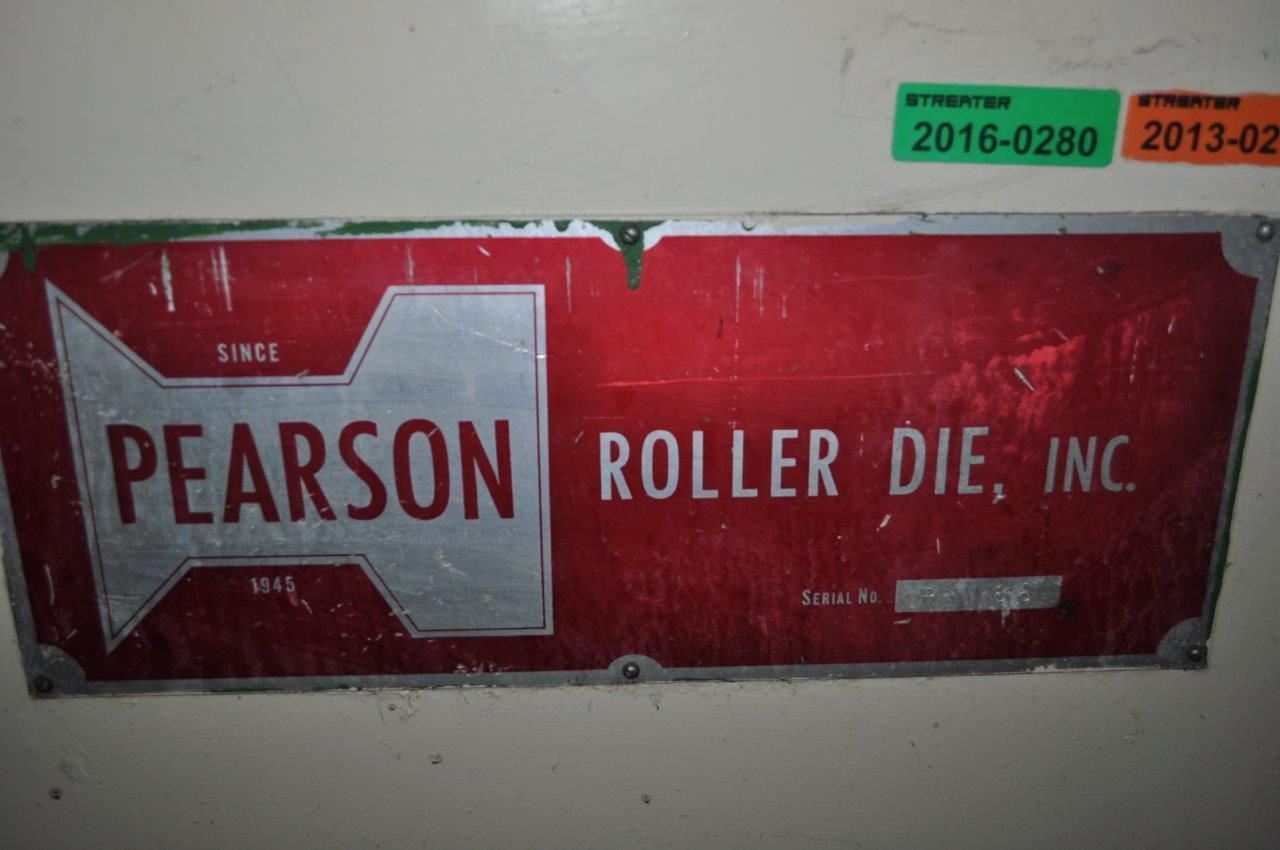 14 Stand Pearson Roll Former