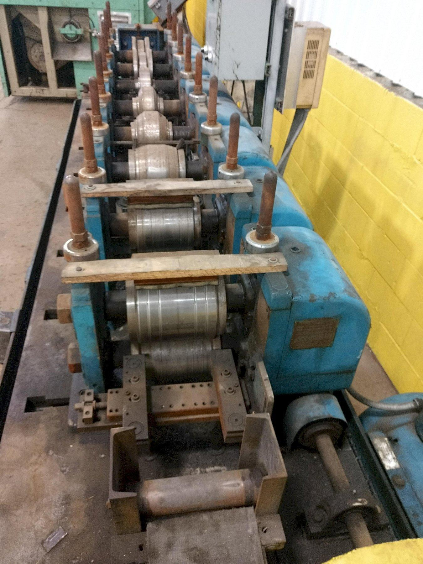 """8 STAND x 2"""" YODER MODEL #M2 ROLLFORMER. STOCK # 1802620"""