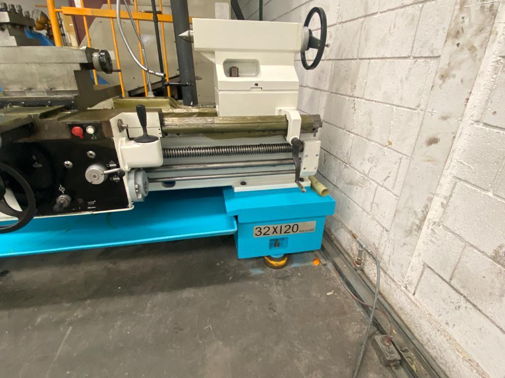 DMTG CW6280E/3000 Flat Bed Lathe