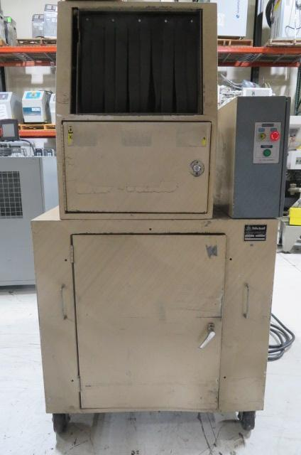 "Ball & Jewel Used CG-1620-SCXS Granulator, 17""x 20"", 30hp, 460V"