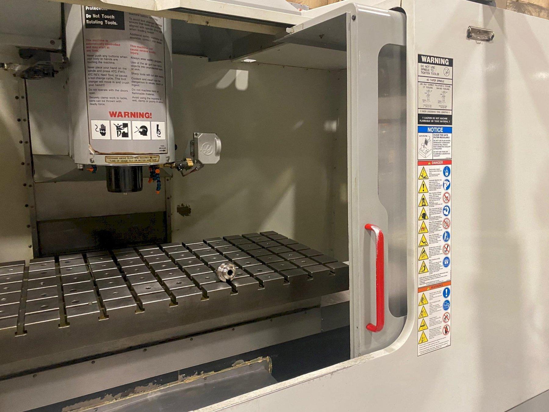 2005 Haas VM-3 Vertical Machining Center